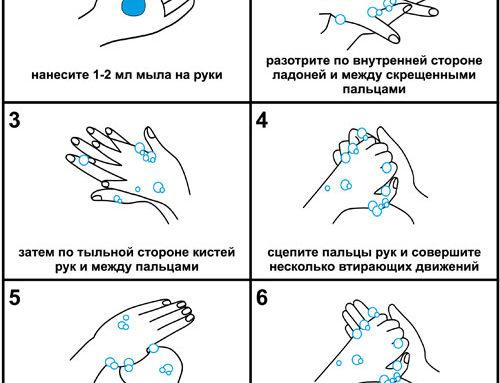 5 мая — Всемирный день гигиены рук