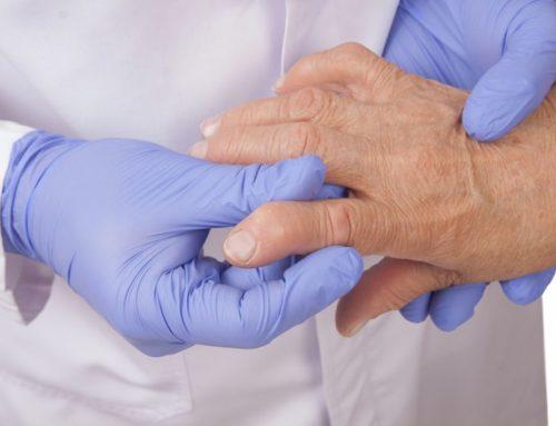 Всемирный день борьбы с артритом-12 октября
