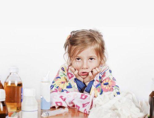 Как диагностировать грипп у детей, и чем лечить?