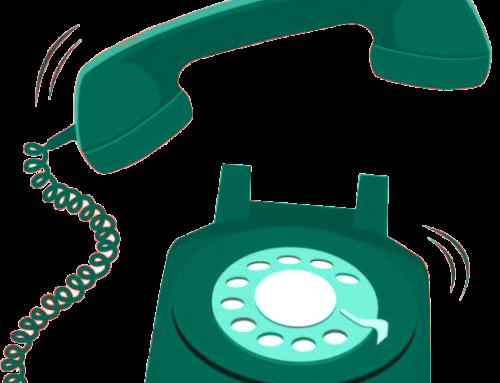 Позвони – и тебе помогут!
