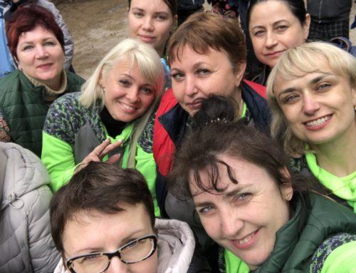 Участие в туристическом слете Заводского района 25-26 мая 2019 года.
