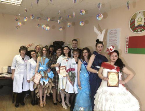 Поздравляем с Международным Днем медсестры!