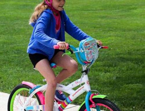 Езда на велосипеде и профилактика травматизма.