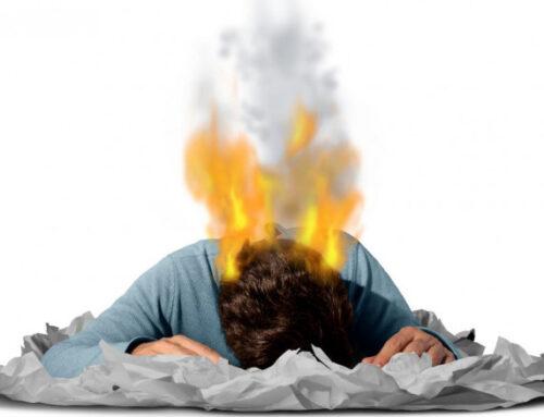 Что такое «синдром эмоционального выгорания», или СЭВ (Z-73)?