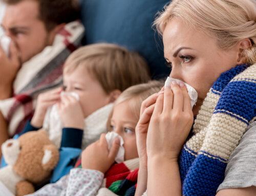 Всё о вирусе гриппа у детей и взрослых