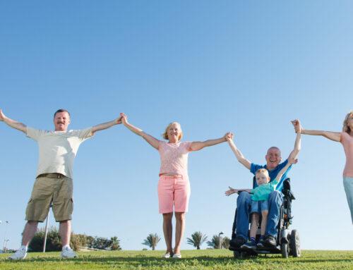 Влияние спорта на качество жизни инвалидов